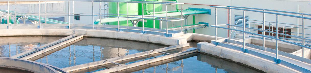 Equipos depuradoras de aguas